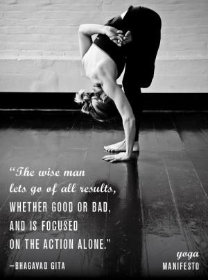 yoga quote #ashtanga #yoga #yoga manifesto #inspirational quotes # ...