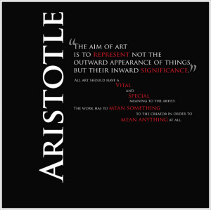 Aristotle Quote by KnightOfSparda