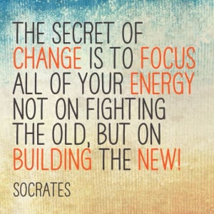 Change isn't hard if you embrace it!