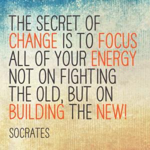 Change isn't hard if you embrace it!