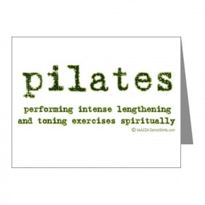 funny pilates t shirts
