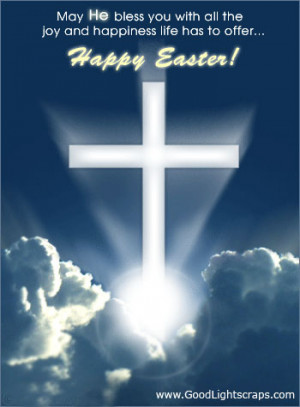 Happy easter quotes and images for orkut, free easter wishes, scraps ...