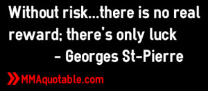 Quotes on Risk / Taking Risks