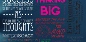 10 Lessons Learned from The Magic of Thinking Big