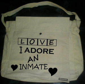 Love My Inmate T Shirts & Gear