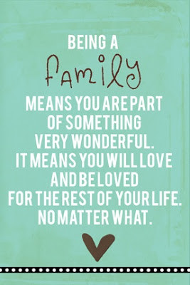 ... you will love and be loved for the rest of your life. No matter what
