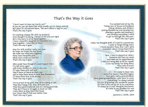 Grandma poem 001 Grandma Poems