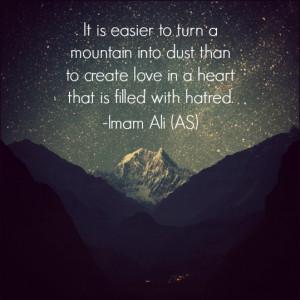 imam ali hazrat ali imam ali quotes imam ali sayings quote quotes ...