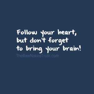 Quote #heart #life