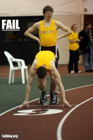 Funny Track Quotes Are doing it: track stars