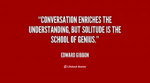 Conversation Quotes