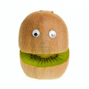 funny fruit character kiwi on white background 1200x1200 pixel 148 kb ...