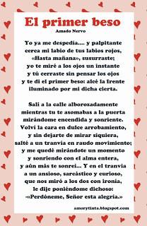 Poems of love in spanish