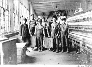History of child labor