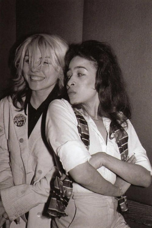 & Ronnie Spector.: Music, Harry And Ronnie, Debbie Harry, And Ronnie ...