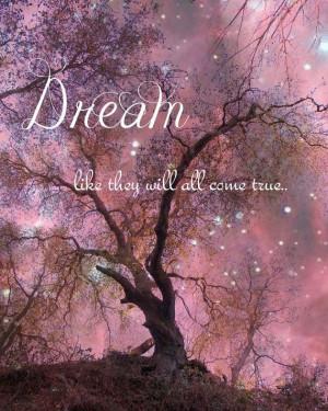 Inspirational Quotes Dream Quotes