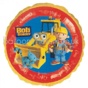 Bob The Builder Inch Foil