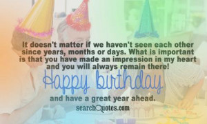Happy Birthday My 3 Years Old Son Quotes