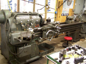 ... are a few more pictures of my machine shop.....hope you enjoy them