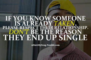 swag #quote #tyga #cute #dating #relationship #respect