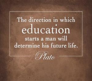 Plato, quotes, sayings, education, man, future