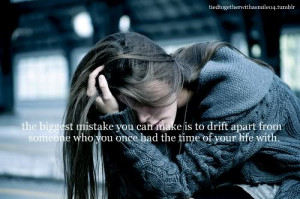 drift apart on Tumblr