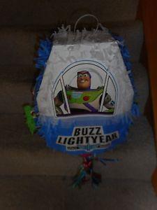 ÃÂ NEW Buzz Lightyear Spaceship Party Pinata - FROM HALLMARK - NEW