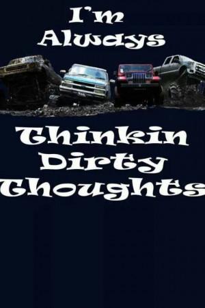 Love me some mud and big trucks
