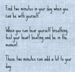 Peaceful Minutes