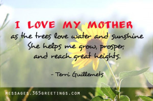 mother 3 the respected and greatest relation is of mother mother is ...