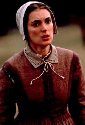 The Crucible (1996) Winona Ryder