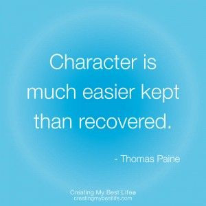 quotes+about+integrity+and+character | Integrity Quotes 3 thomas paine ...