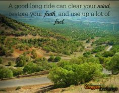 Who needs a therapist when you have an open road?! #bikerlife # ...