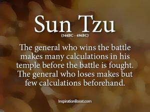 General Quotes – Sun Tzu