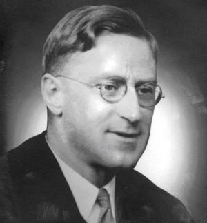 William S Ament Acting President 1935 1937