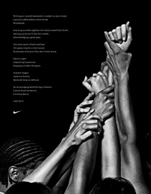 nike basketball just do it Image