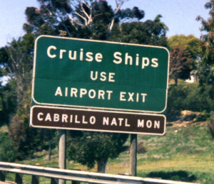 Do they mean space ships? I thought ships will be in a sea port...
