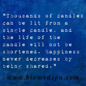 Share love and light. #inspire #quotes