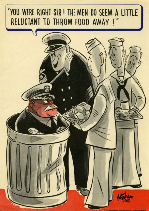 Hank Ketcham, Navy Sailor, Dennis the Menace cartoon creator