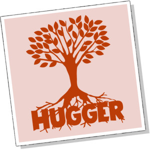 Tree Hugger Earth Day Environmentalist Green Hippie Funny Shirts