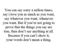 How to say sorry to your boyfriend after an argument