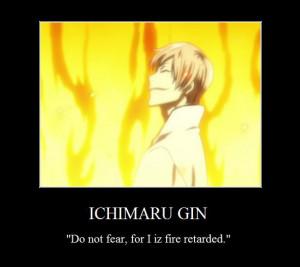 Ichimaru Gin by freehugsnow