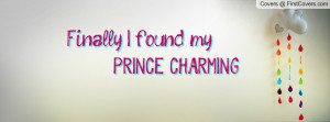finally i found my prince charming , Pictures
