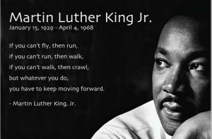 Word of the Wise: Martin Luther King, Jr.