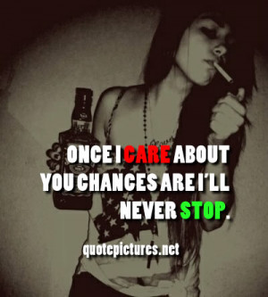 Care About You Quotes