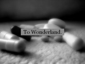 mine Black and White depressed depression suicidal suicide drugs pain ...