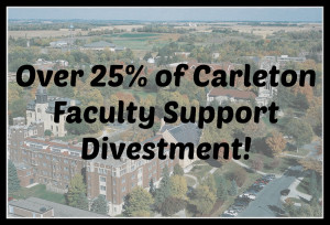 We believe it is wrong for Carleton to continue to profit from its ...