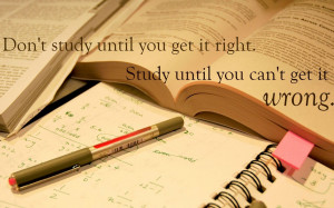 Study Motivation Quotes for Life