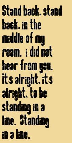 Stevie Nicks Stand Back More