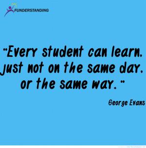 Student quote #4